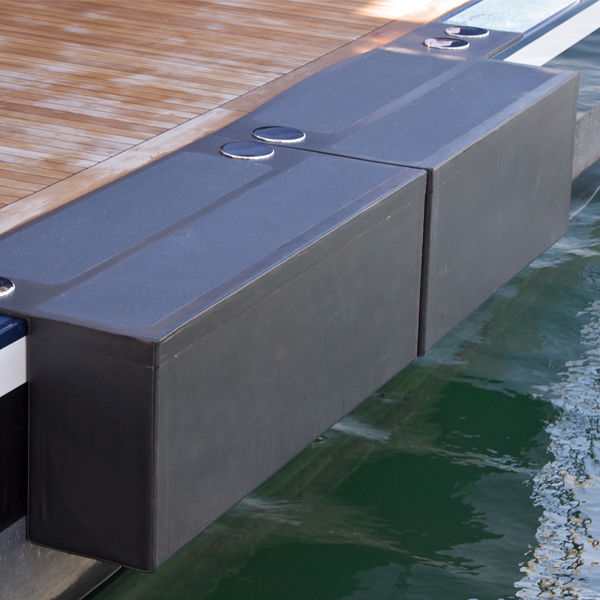 Custom Yacht Transom Fenders Megafend Mooring Products